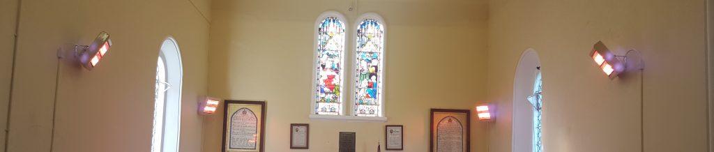 An Energy Efficient Church Heating System