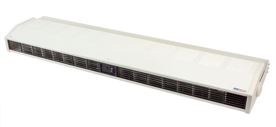 800 Series Overdoor Fan Assisted Heater