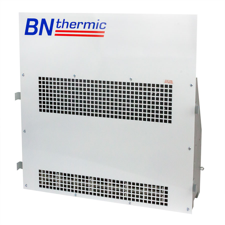Ceiling grid heater without diffuser