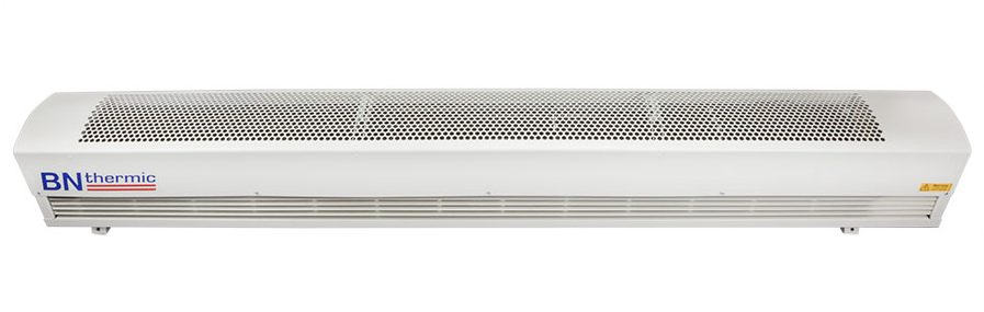 18kW high capacity air curtain