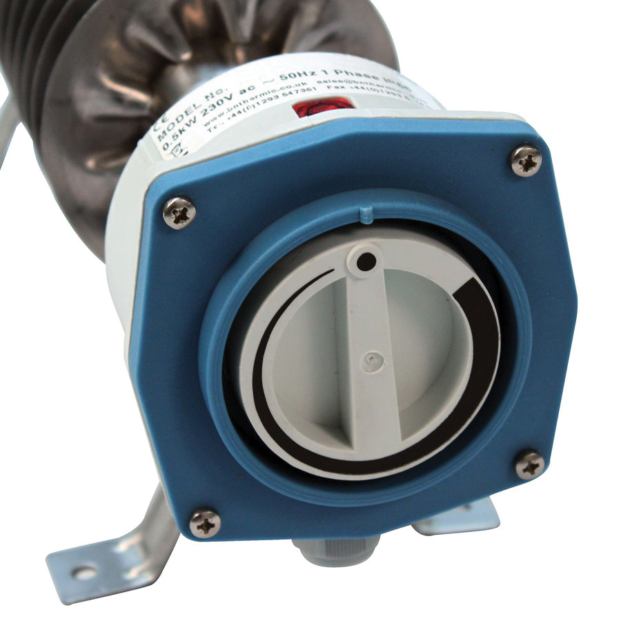 SWD - with built-in thermostat