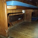 A BLC installation at St Mary's Church, Northiam.