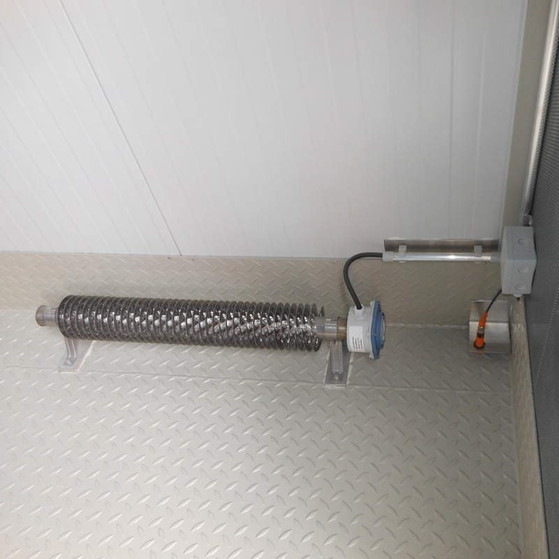 SWDs can be easily wall or floor mounted depending on your application