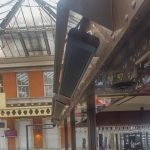 ETH heaters are a discreet means of heating food courts, bars and restaurants
