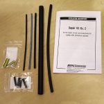 EHM-R cable repair kit (emergency use only)