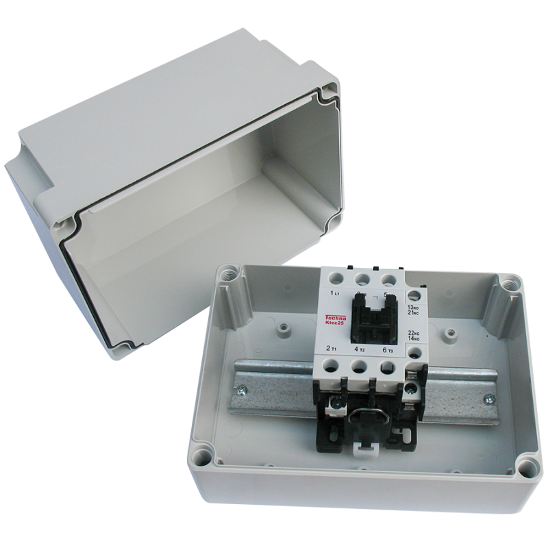 CON-32 Contactor in ENCL-D Enclosure