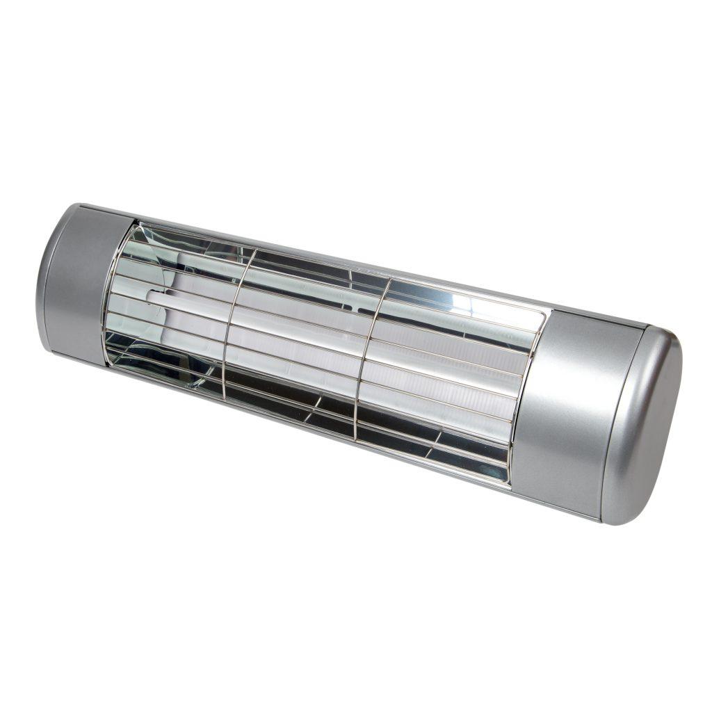 1.5kW Patio Heater - Silver