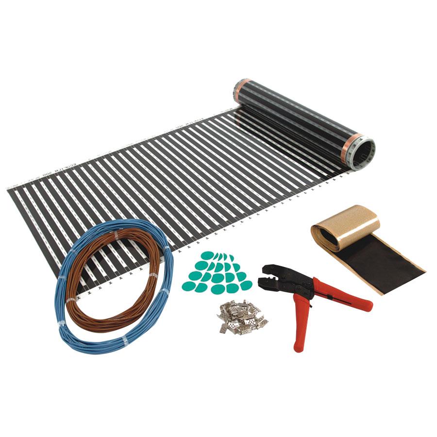 LH-K Underfloor Heating Film Kit - complete