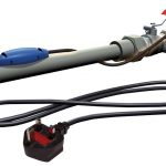 PW Pipe freeze protection cable