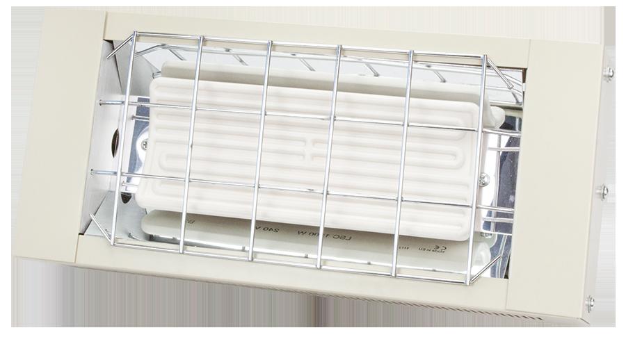 CH-1500 1.5kW ceramic heater