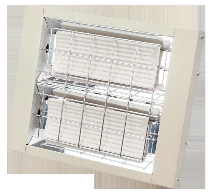 CH-3000 3kW ceramic heater