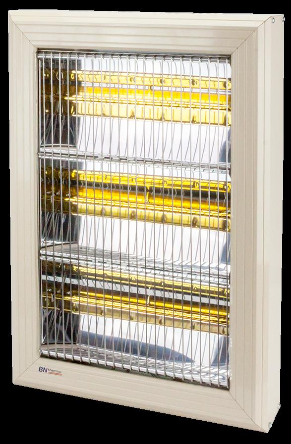HN2-4500G or HN2-6000G Halogen heater