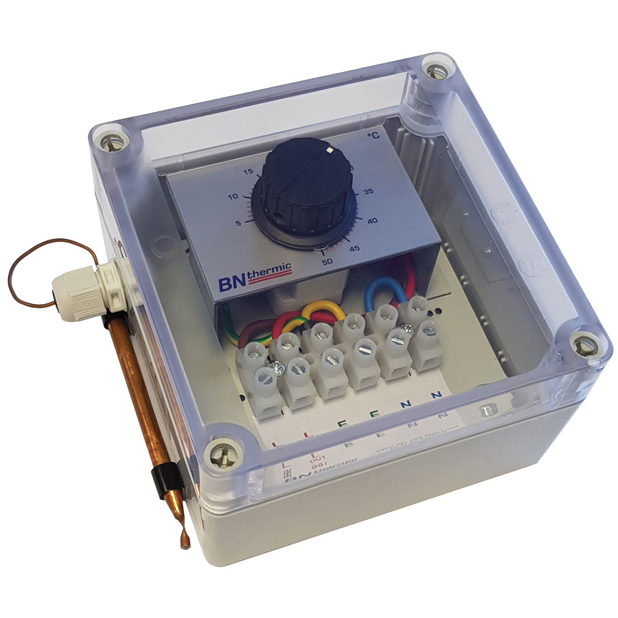 RST-HT High Temperature Room Thermostat