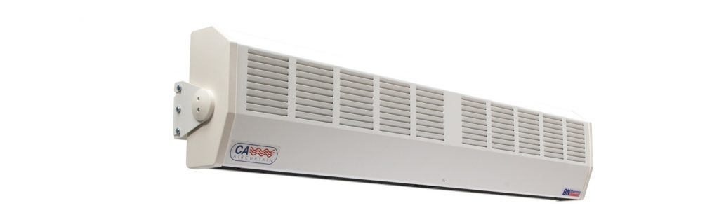 Introducing BN Thermic Commercial Air Curtains