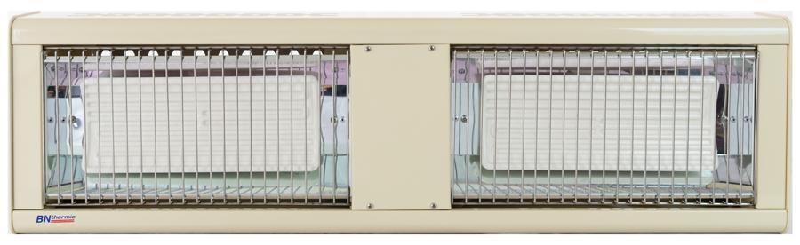 CH2-30L 3kW ceramic heater