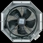 Top view of DSU2 showing a powerful fan