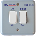 OUH2-S switch for OUH2 industrial fan heaters