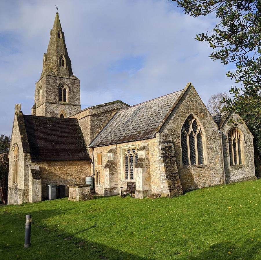 church heating