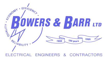 logo b and b